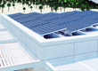 PerFORM[D]ance House Solar Panels on Roof